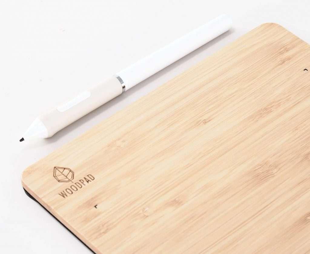 【ViewSonic】WoodPad7