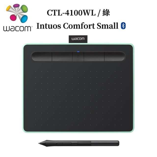 【Wacom】Intuos Comfort Small