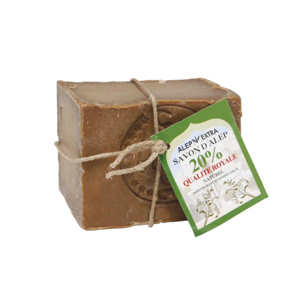 【PÜRESENCE樸˙香氛】法國馬賽皂之家-阿勒坡凈膚洗髮皂