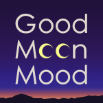 月亮褲 Good Moon Mood_logo