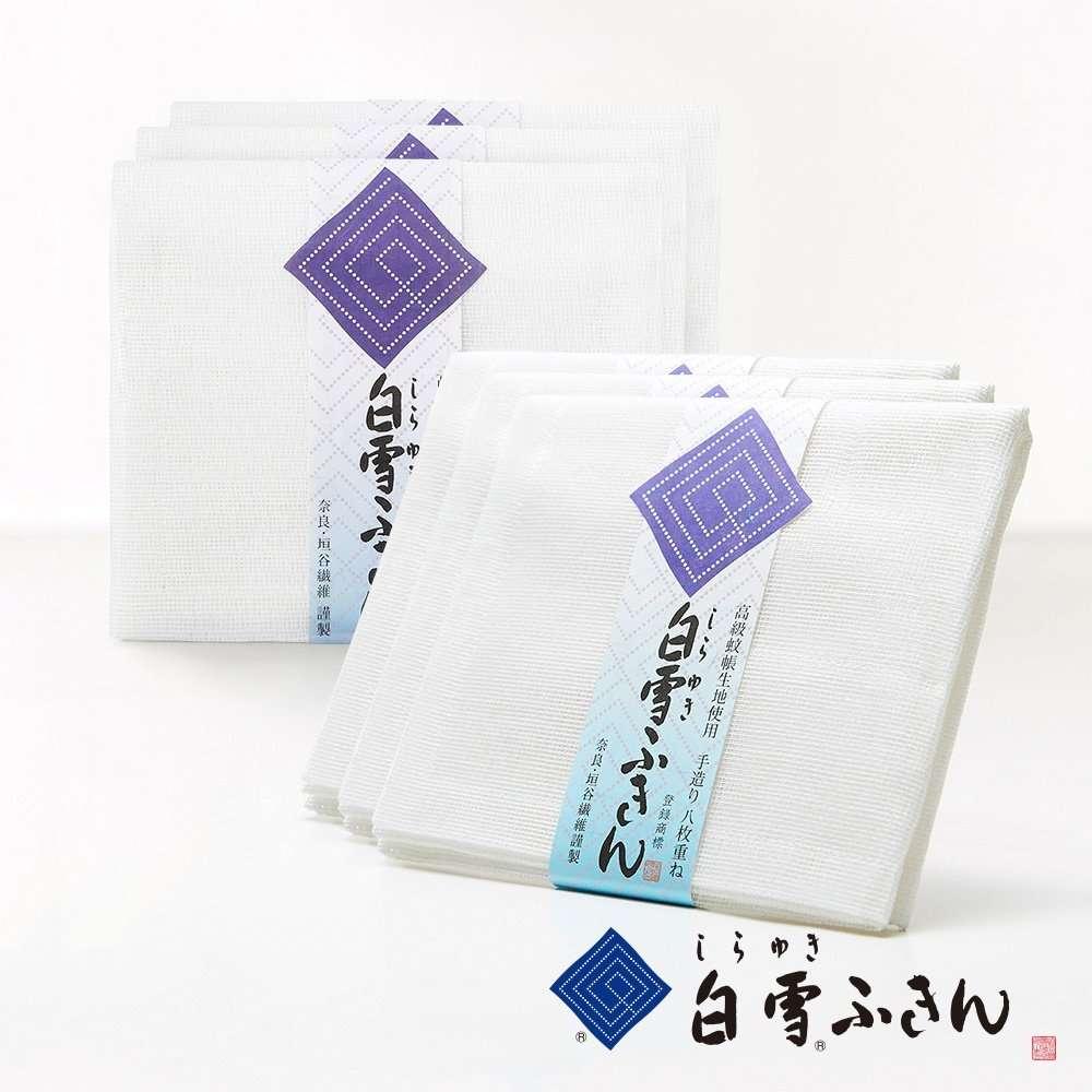 LOVEIIZAKKA 鈴木太太 - 木纖維白雪拭巾六入組