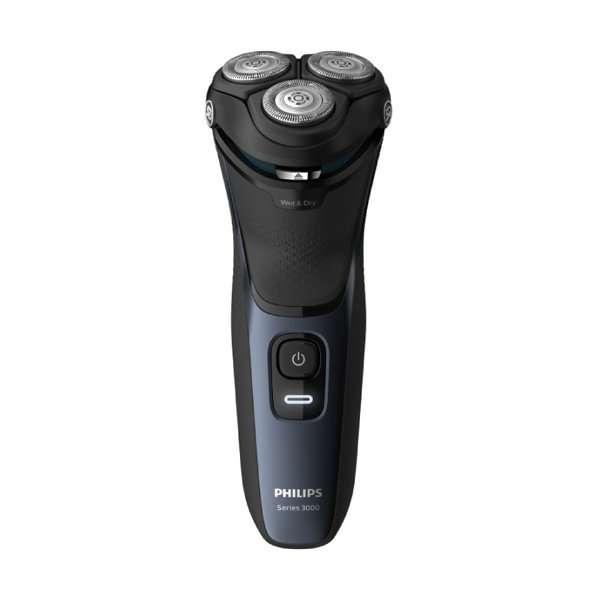 網友推薦電動刮鬍刀TOP2 – 【Philips 飛利浦】三刀頭電鬍刀(S3134)