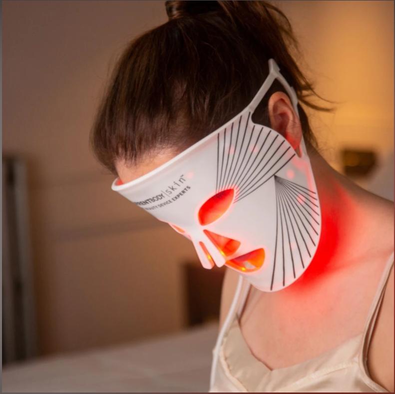 CurrentBody Skin LED光療面膜儀